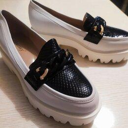 Туфли - Туфли, лоферы женские демисезонные, 0