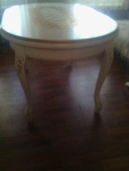 Столы и столики - Стол раздвижной 132х88 см (+36), 0