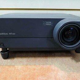 Проекторы - Проектор мультимедийный NEC MT1000G, 0