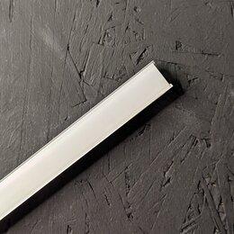 Светодиодные ленты - Профиль для светодиодной ленты прямой, 0