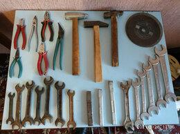Рожковые, накидные, комбинированные ключи - Инструменты, 0