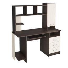 Компьютерные и письменные столы - Стол компьютерный КС-002, 0