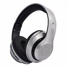 Наушники и Bluetooth-гарнитуры - Наушники Bluetooth гарнитура «LP» беспроводные STN13 (серые), 0
