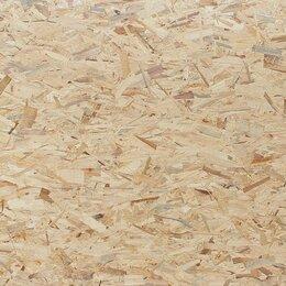 Древесно-плитные материалы - ОСП-3 Калевала 2500*1250*15 мм, 0