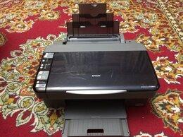 Принтеры и МФУ - Мфу Epson CX3900 в исправном состоянии заправлен, 0