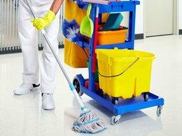 Бытовые услуги - Уборка после ремонта. Уборщицы, 0