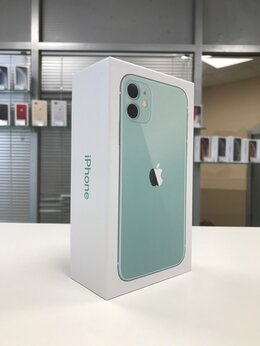 Мобильные телефоны - iPhone 11 256gb РосТест green A2221, 0