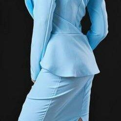 Костюмы - Распродажа!!!! Стильный деловой дизайнерский костюм , 0