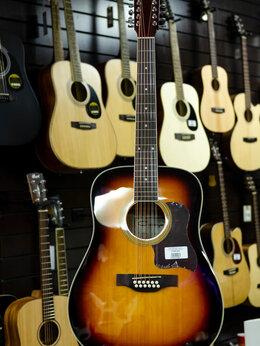 Акустические и классические гитары - F64012-BS Акустическая 12-струнная гитара,…, 0