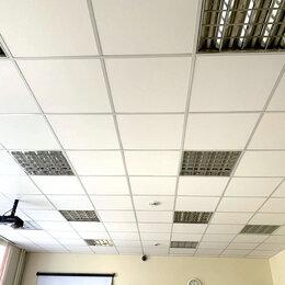 Архитектура, строительство и ремонт - Монтаж подвесных потолков армстронг , 0