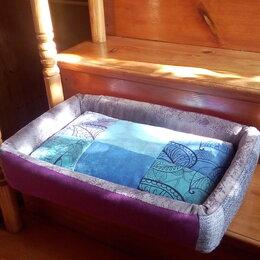 Лежаки, домики, спальные места - лежаки для домашних питомцев, 0