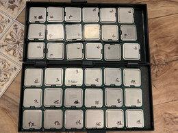 Процессоры (CPU) - Процессора 2x ядерные intel, 0