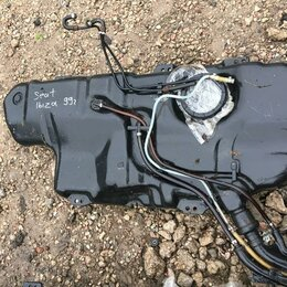 Двигатель и комплектующие  - Бак топливный  Сеат Ибица 2, 0