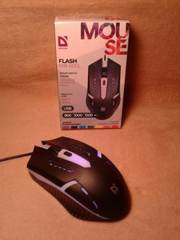 Мыши - Новая мышка с подсветкой, 0