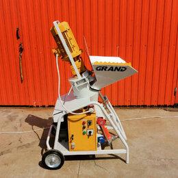 Инструменты для нанесения строительных смесей - Штукатурная станция GRAND ALPHA  220/380В, 0