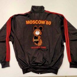 Спортивные костюмы - Спортивный костюм адидас СССР с мишкой, 0