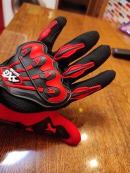 Спортивная защита - Новые перчатки кроссовый, квадроцикл,…, 0