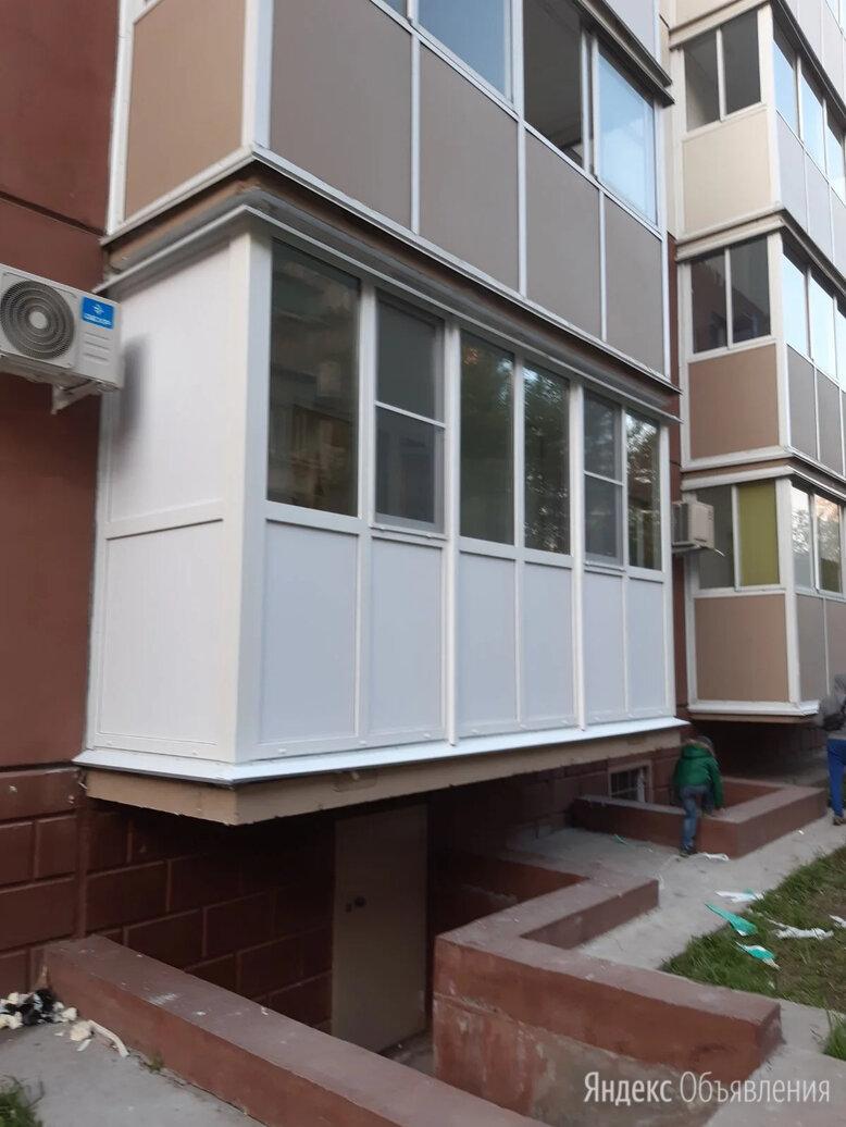 Остекление балконов и лоджия  - Архитектура, строительство и ремонт, фото 0