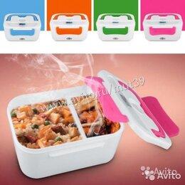 Контейнеры и ланч-боксы - Контейнер с подогревом Electronic Lunch Box, 0