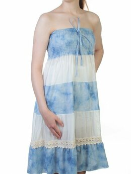 Платья - Сарафан женский (65% хлопок, 35% полиэстер)…, 0