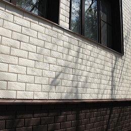 Фасадные панели - Панель Кирпич состаренный, 0