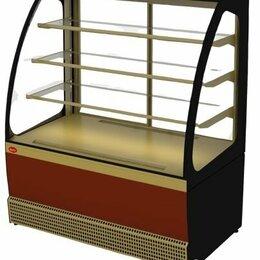Холодильные витрины - Холодильная витрина Veneto VS-1,3 (краш.) МХМ., 0