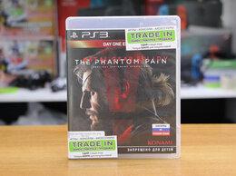Игры для приставок и ПК - Metal Gear Solid: Phantom Pain - PS3 Б.У (Обмен), 0