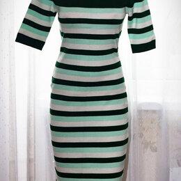 Платья - Новое  трикотажное платье, 0
