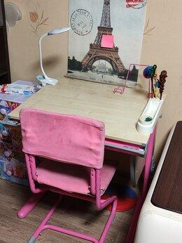 Компьютерные и письменные столы - парта растущая, 0