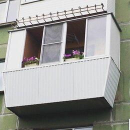 Архитектура, строительство и ремонт - Остекление Отделка балконов, 0