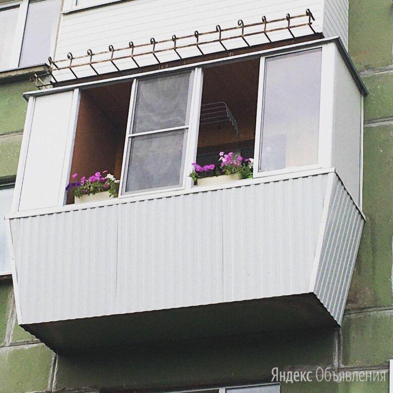 Остекление Отделка балконов - Архитектура, строительство и ремонт, фото 0