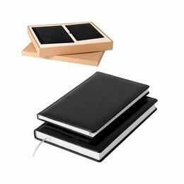 Календари - Набор GALANT Стандарт (ежедневник А5, телефонная книга А5), черный, 124040, 0