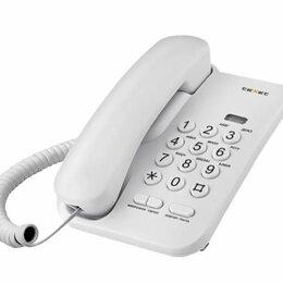 Проводные телефоны - Телефон teXet TX-212, 0