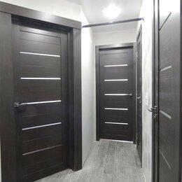 """Межкомнатные двери - Дверь межкомнатная экошпон """"D1"""" венге, 0"""