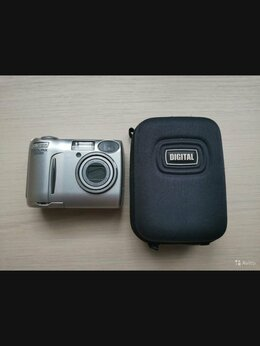 Фотоаппараты - Компактный фотоаппарат Nikon Coolpix E5600, 0