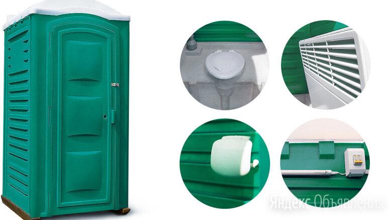 Туалетная кабинка, биотуалет, летний душ, септик, погреб  по цене 19500₽ - Биотуалеты, фото 0