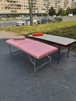 Массажные столы и стулья - Кушетка НОВАЯ косметологическая  180 х 70 х 70 см, 0