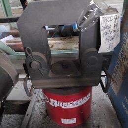 Пресс-станки - Пресс для опрессовки зажимов 100т с пружинным возвратом, 0