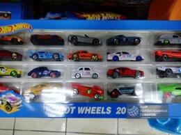 Машинки и техника - Машинка HW 20 шт 1605-1-3-7, 0