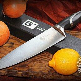 Ножи кухонные - Нож кулинарный Big Chief professional 5+ (34 см), 0