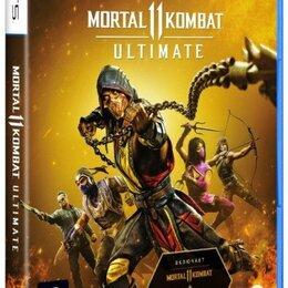 Игры для приставок и ПК - Mortal Kombat 11 PS5, 0