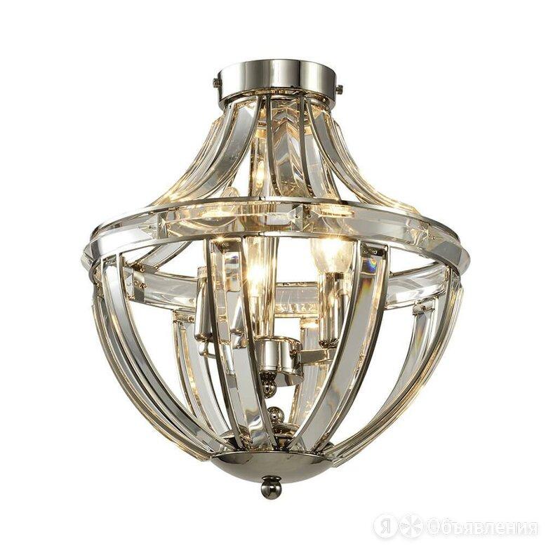 Люстры Потолочные Lumien Hall LH3047/3C-NK по цене 22570₽ - Люстры и потолочные светильники, фото 0
