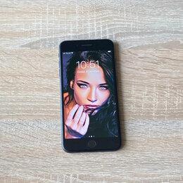 Мобильные телефоны - iPhone 7 Plus 128 Gb Black matte, 0
