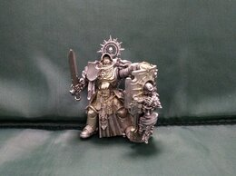 Модели - Warhammer 40000 Primaris Captain Indomitus, 0