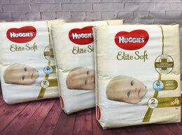 Постельное белье - Подгузники Huggies Elite Soft 4-6кг, 0