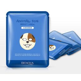 Маски - Тканевые маски Bioaqua Animal Dog, 0