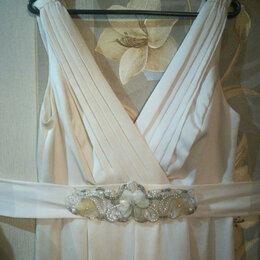 Платья - Платье свадеб., выпускное, на выход 46-48, 0