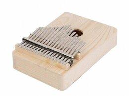 Щипковые инструменты - Калимба (сансула) 17 язычков, 0