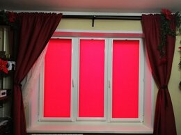 Римские и рулонные шторы - Рулонные шторы, 0