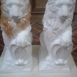 Статуэтки и фигурки - статуи лев, 0